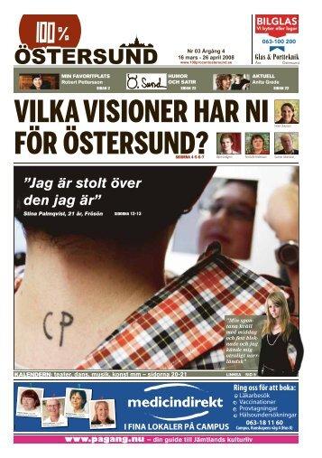 Ladda ner hela tidningen här. - 100 procent Östersund