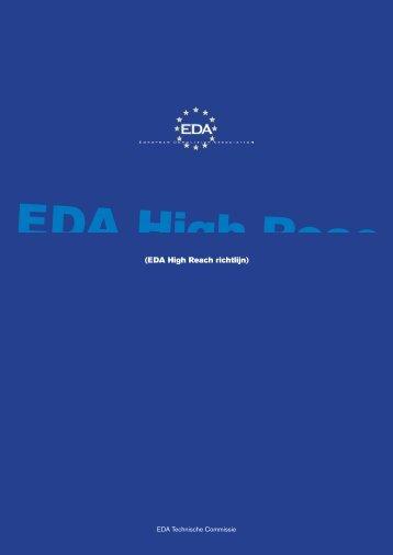 (EDA High Reach richtlijn) - Vereniging van Sloopaannemers