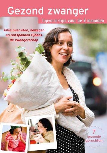 Gezond zwanger - Zuivelonline