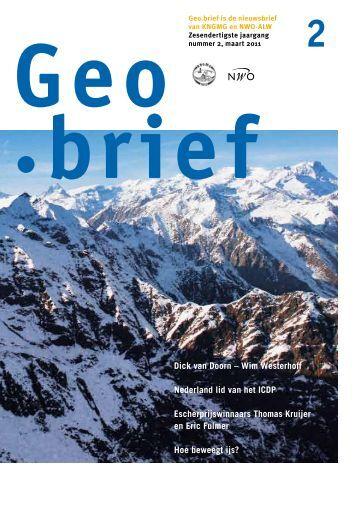 Geobrief 2 - kngmg