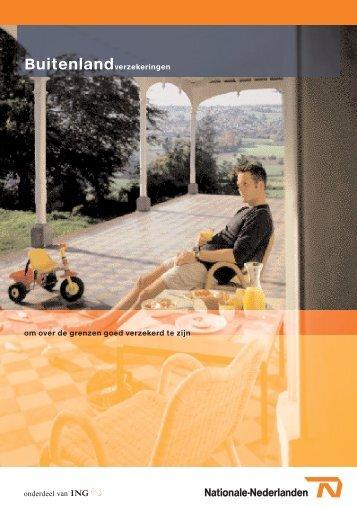 Brochure buitenland - Depremievergelijker.nl
