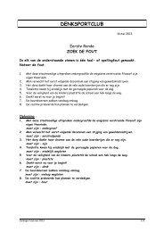 clubnamiddag 16/05/13 - Bekaert Seniorenclub vzw