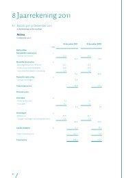 8 Jaarrekening 2011, 9 Overige gegevens, Bijlagen(771 kB)
