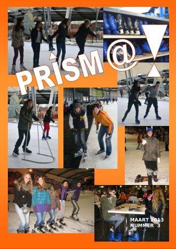 2012/2013 nr 3 maart - Leerlingen - Prisma College