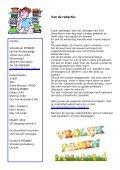 2012/2013 nr 3 maart - Leerlingen - Prisma College - Page 3
