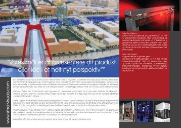 Vores mål er at præsentere dit produkt eller idé i et ... - Small Visuals