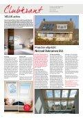 VELUX Clubkrant - editie 1 - 2011 - Page 2
