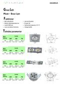 LED DOWN / TRACK LIGHTS - Light4U - Page 2