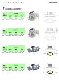 LED DOWN / TRACK LIGHTS - Light4U - Page 4