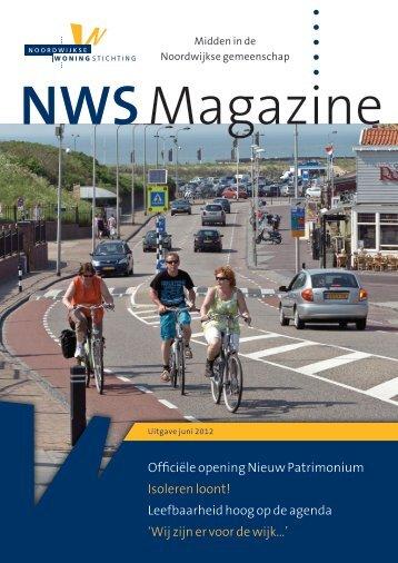 NWS Magazine 2 - Noordwijkse Woningstichting