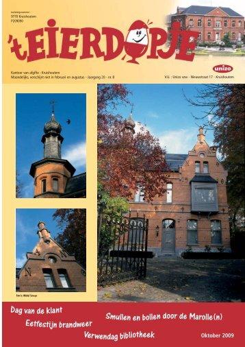 Oktober - Gemeente Kruishoutem