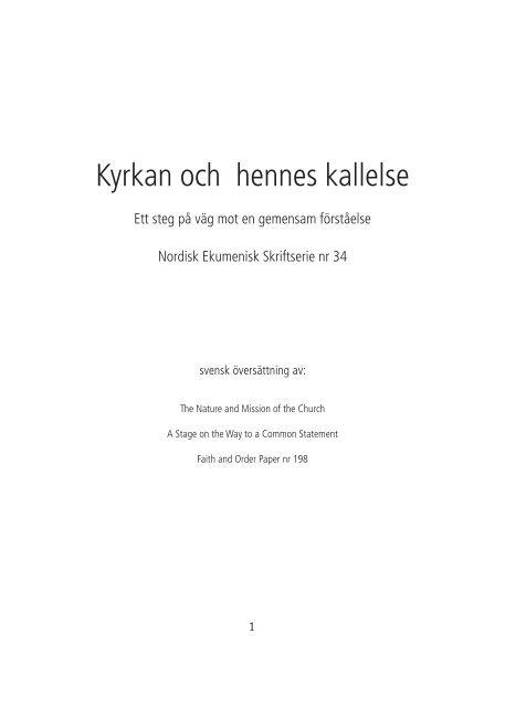 Ladda hem som pdf-fil - Sveriges Kristna Råd
