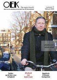 Afscheid van André Guit - Fietsersbond Amsterdam