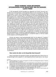 Opzoekingen in de registers van de burgerlijke stand - Familiekunde ...
