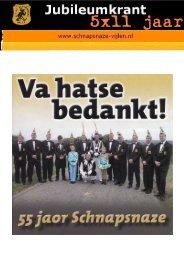 Krantje pagina volgorde A4 - de Schnapsnaze