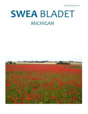 STYRELSEN 2012 - SWEA Michigan