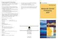 Beteende Samtal Förändring -BSF - Kriminalvården