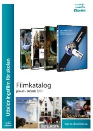 Filmkatalog - Cinebox