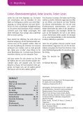 Kirchenvorstandswahl 2012 - die Kandidatinnen ... - Barfüßerkirche - Seite 2