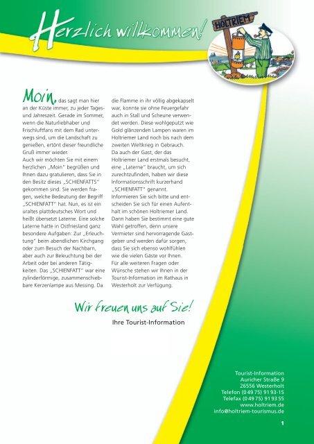 Norderland-Gruppe - Holtriem