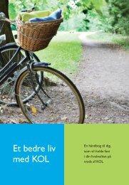Håndbog: Et bedre liv med KOL - Aktiv med KOL