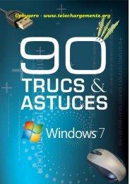 Trucs et astuces Windows 7 - SDAI Informatique