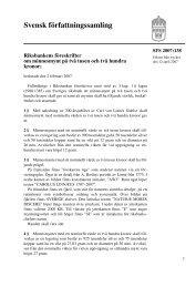 Svensk författningssamling - Notisum