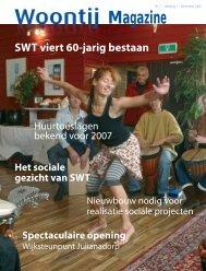 Magazine - Stichting Woontij