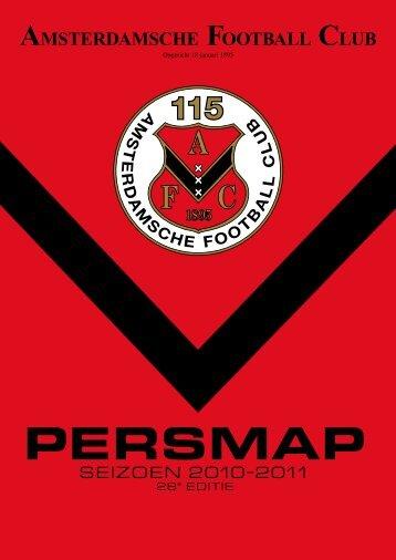 2010-2011 - AFC, Amsterdam