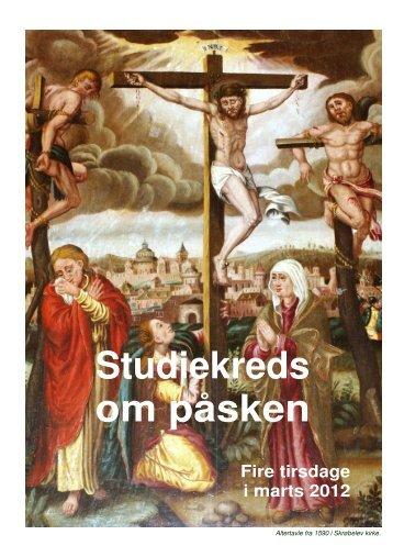 Studiekreds om påsken - Longelse Kirke