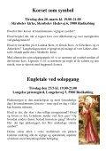 Studiekreds om påsken - Longelse Kirke - Page 4