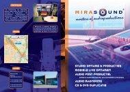 download studio folder - Mirasound