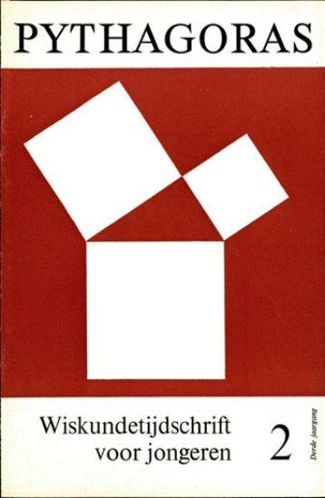 Volledige inhoud (pdf) - Pythagoras