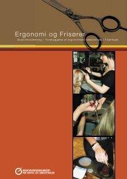 Ergonomi og Frisører - BAR - service og tjenesteydelser.