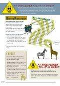 Giraffen Råber Ad Zebraen; »Abe Tis« - Spejdernet - Page 2