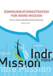 På vej mod en bedre kommunikation - Indre Mission