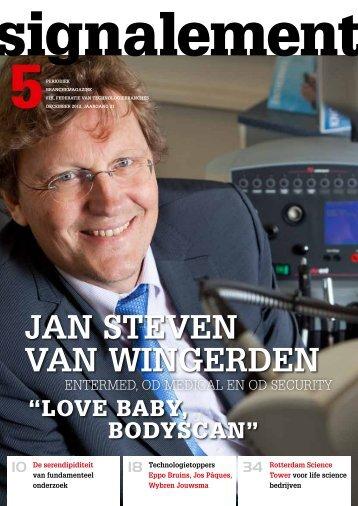 Jan STEvEn van WingERDEn - FHI, federatie van ...