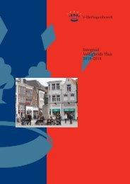 Integraal Veiligheids Plan 2010-2014 - s-Hertogenbosch
