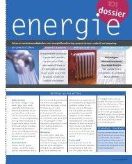 Dossier Energie