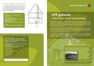 GPR gebouw - Gemeente Helmond