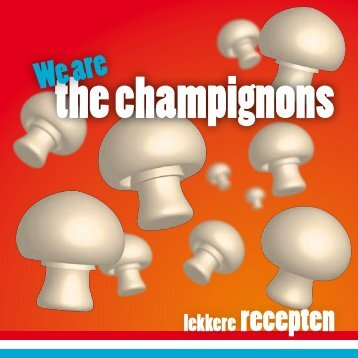 the champignons