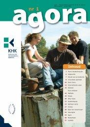 54673-Tijdschrift 'Agora' - Katholieke Hogeschool Kempen