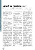 tema: angst og fysisk sygdom - Angstforeningen - Page 4