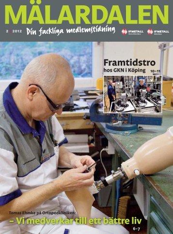 Tidningen 2_2012_webbversion.pdf - IF Metall