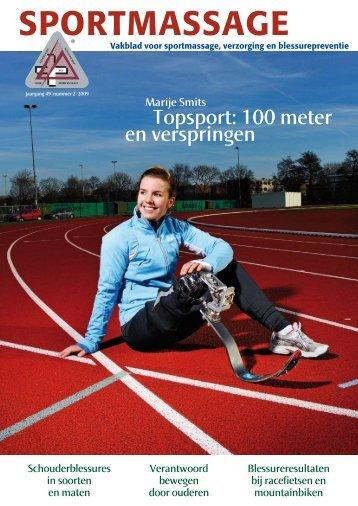 bewegen - Nederlands Genootschap voor Sportmassage NGS