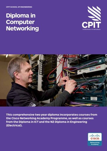 Diploma in Computer Networking - CPIT