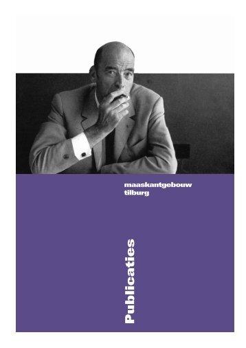 Publicaties - Architecten