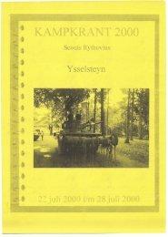 fOcliororli - Scouting Riethoven
