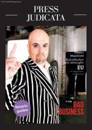 Press Judicata nr 5 2012 - Juridiska Föreningen i Uppsala