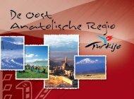 De oost Anatolische regio - Welkom in Turkije